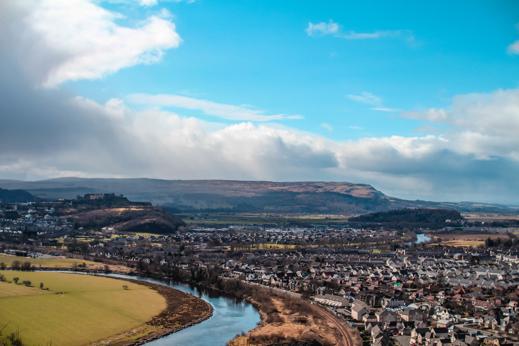 Guide to Stirling Scotland travel blogger lifestyle UK