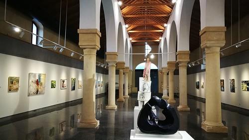 Exposiciones Muestra al aire libre, Miguel Ríos Molina y Mª Pilar Jiménez Sandino