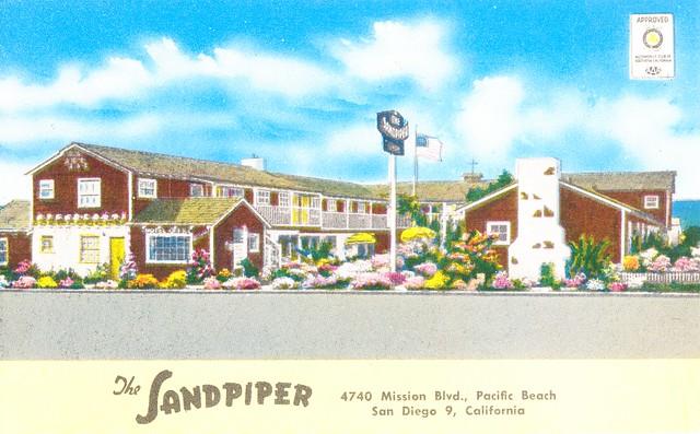 The Sandpiper - San Diego, California