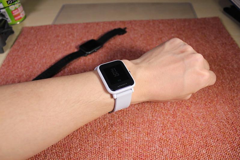 Xiaomi Huami Amazfit Bip インターナショナルバージョン 開封レビュー (28)