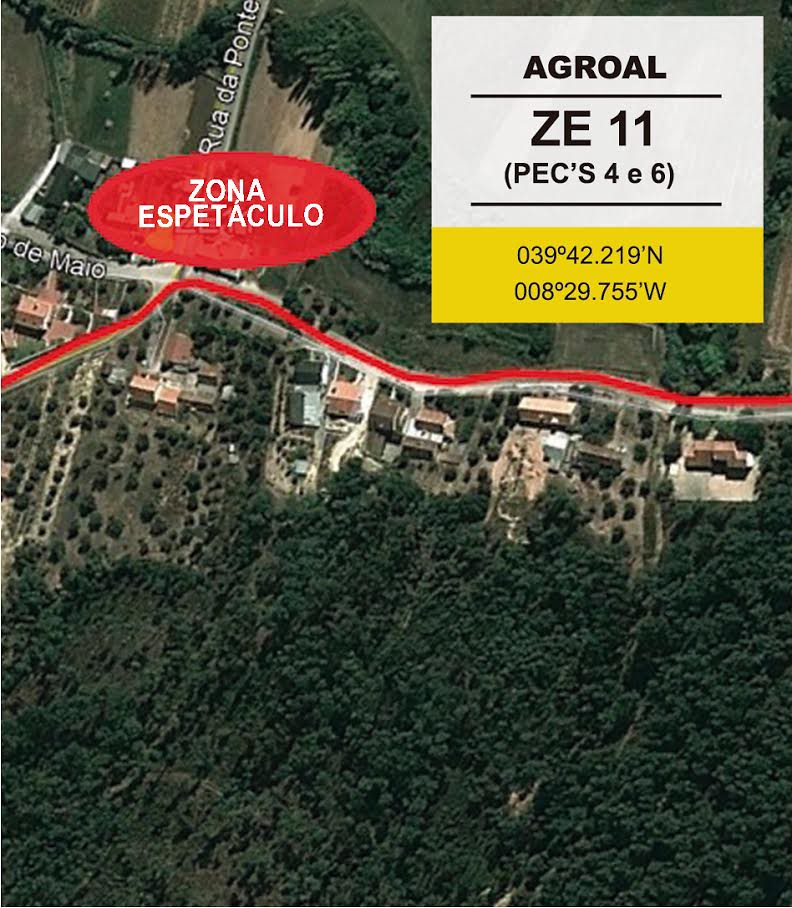 ZE 11 Agroal