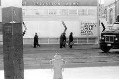 Dundas and Victoria, Toronto, 1980