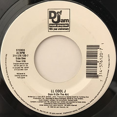 L.L. COOL J:DOIN' IT(LABEL SIDE-A)