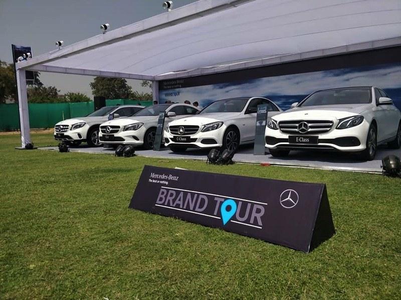 Mercedes Grand Tour
