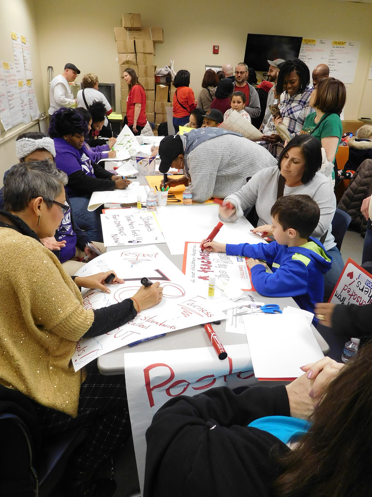 Parent and community support helps change the tide in Jersey City