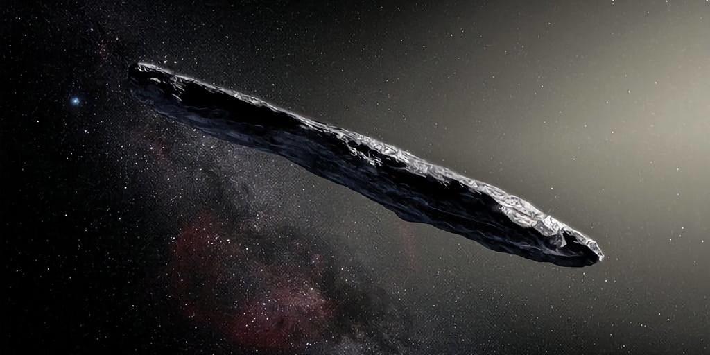 Un mystérieux astéroïde provient probablement d'un système solaire à deux étoiles