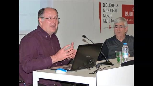 Antoni Rosell a Ràdio Rubí