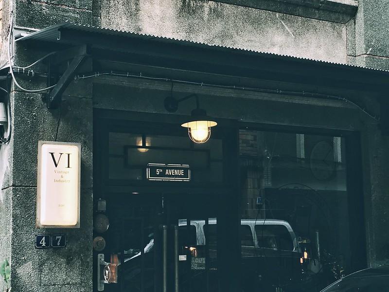 【大安區/信義安和站】Congrats Café- 迷人的二樓古董空間