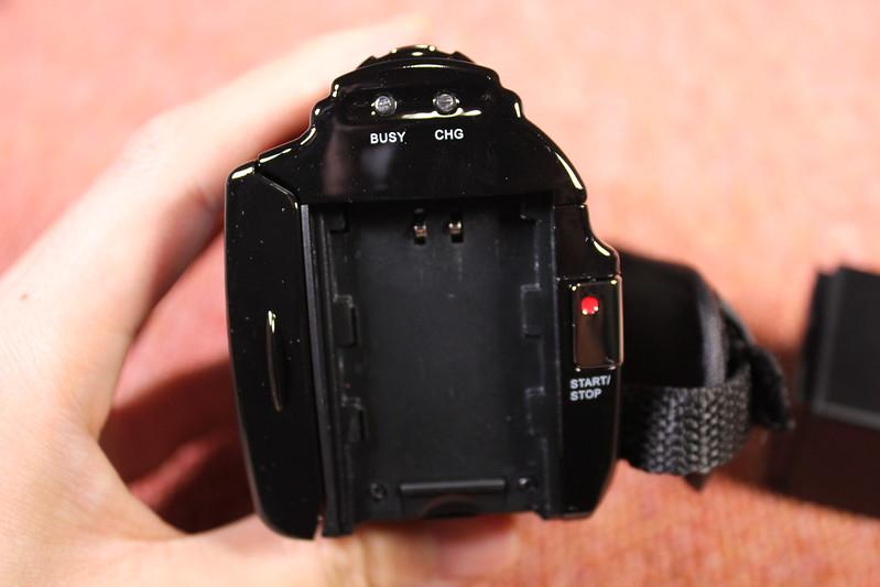 TOMTOP Andoer 4K ビデオカメラ 開封レビュー (60)