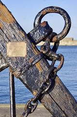 Ancient Stock Anchor
