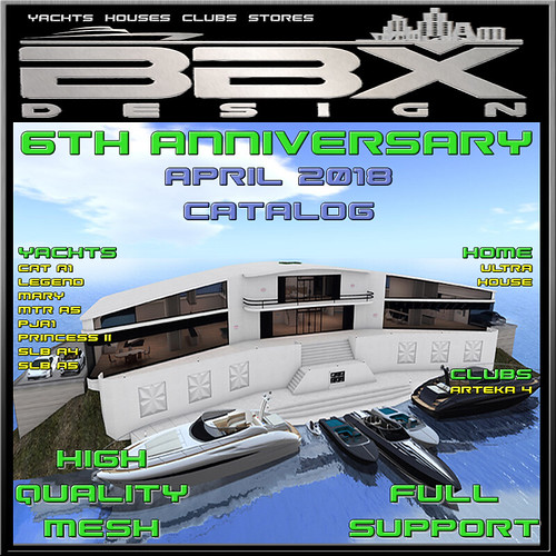 BBX – 6th Anniversary Catalog by Midnight Sisters – ~:Midnight Sisters:~