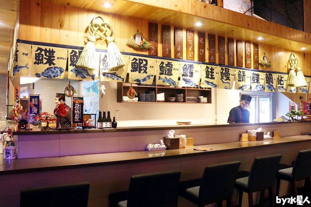 41134504362 174988df92 b - 熱血採訪|岦根川居酒屋,市區內夜景景觀餐廳,日本空運新鮮魚貨,壽司串燒炸物燒烤快炒(已歇業)