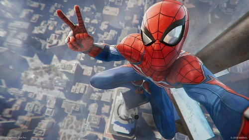 Spider-Man_PS4_Selfie_Photo_Mode_LEGAL | by PlayStation Europe