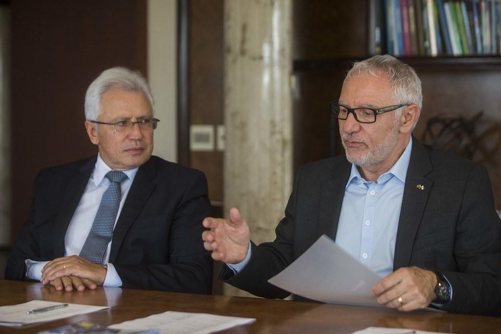 Assinatura de Acordo de Cooperação Técnica-Didática