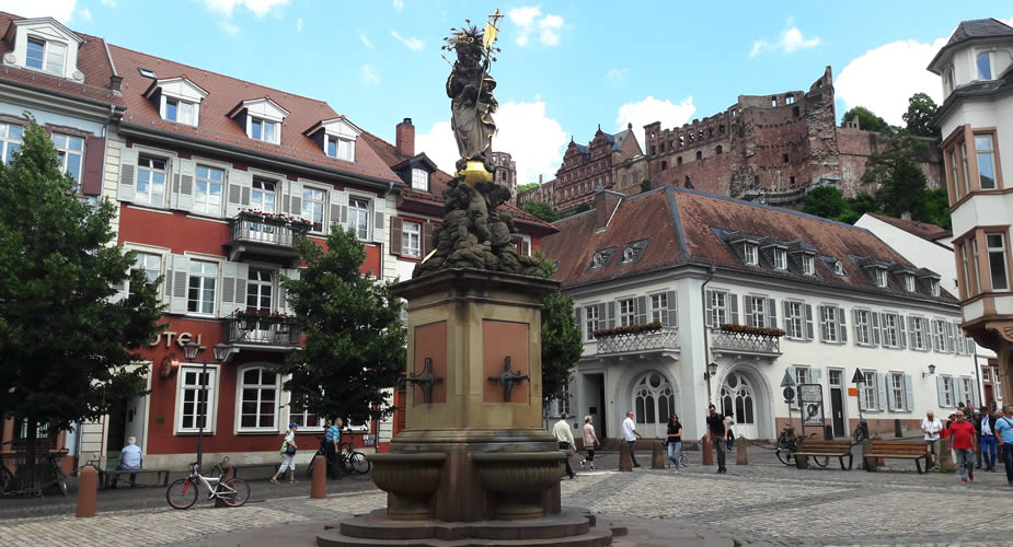 Hip guide to Heidelberg, Germany | Mooistestedentrips.nl