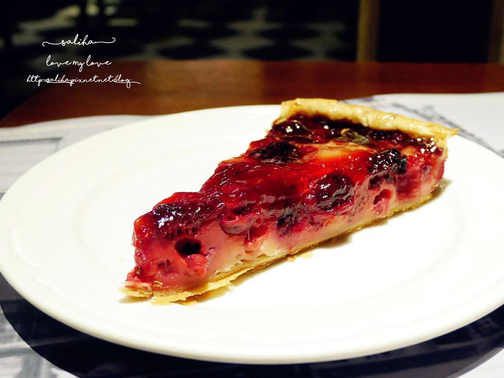 台北東區圓環咖啡館下午茶paul仁愛店甜點蛋糕 (1)