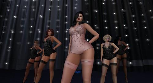 Dance Queens Poetry Challenge - April 7 2018