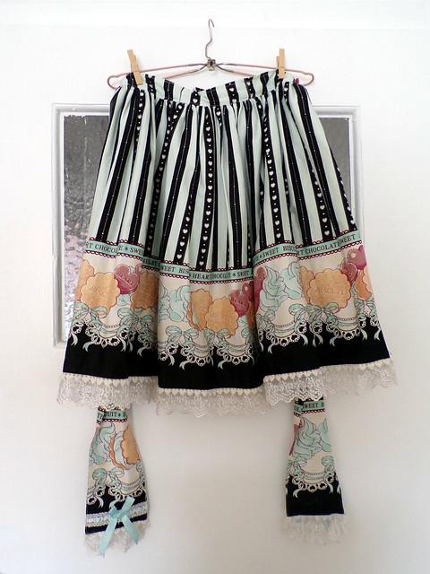 Bodyline JSK to Skirt | Hedgefairy https://hedgefairy.wordpress.com