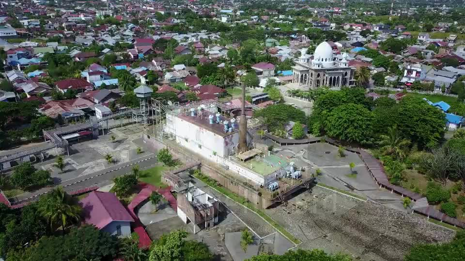 PLTD Apung 1, Banda Aceh