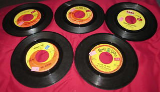 More Thrift Store 45s