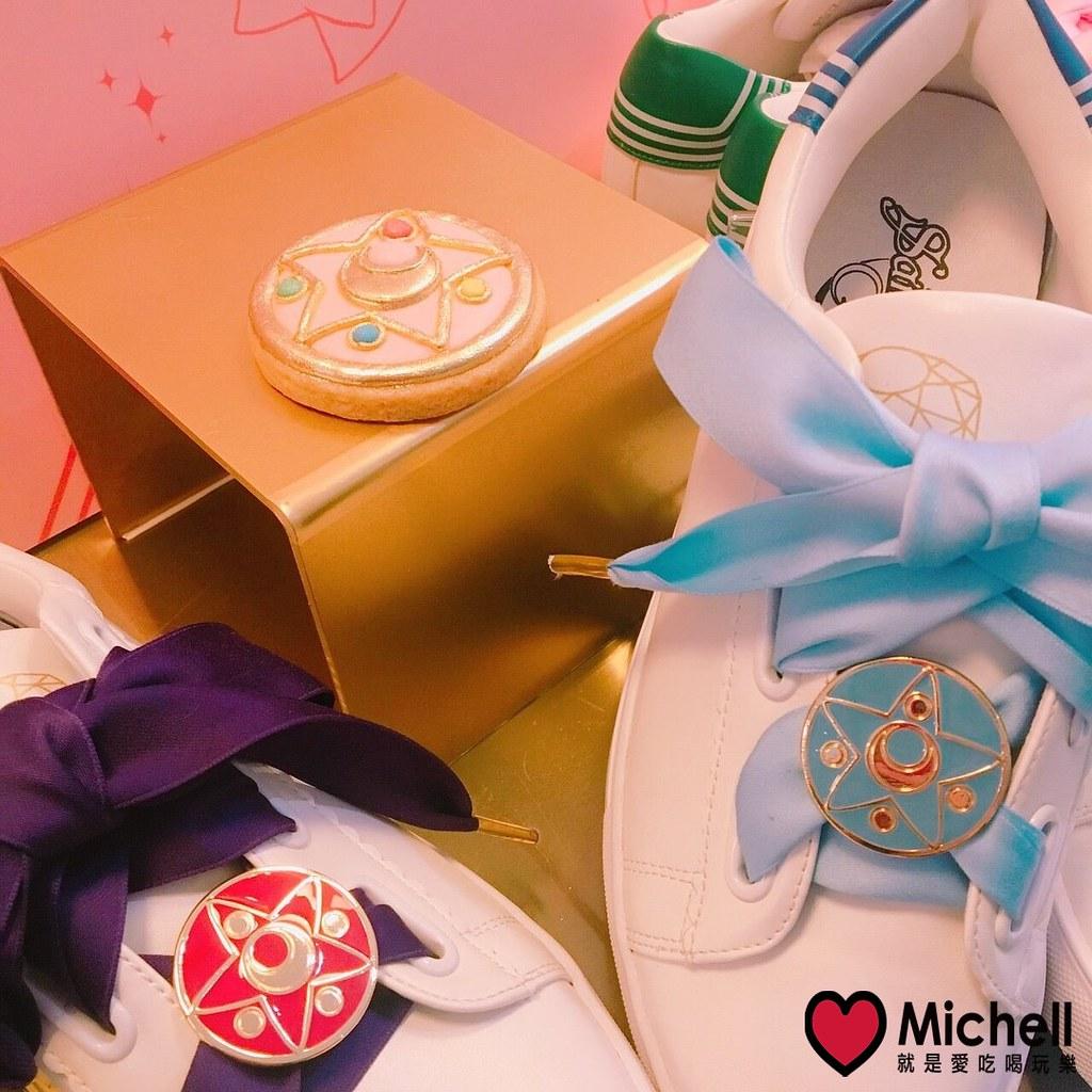 美少女戰士 garce gift 聯合發表會