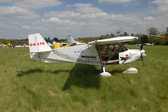 G-KLYE Best Off Skyranger [BMAA HB 572] Popham 020509