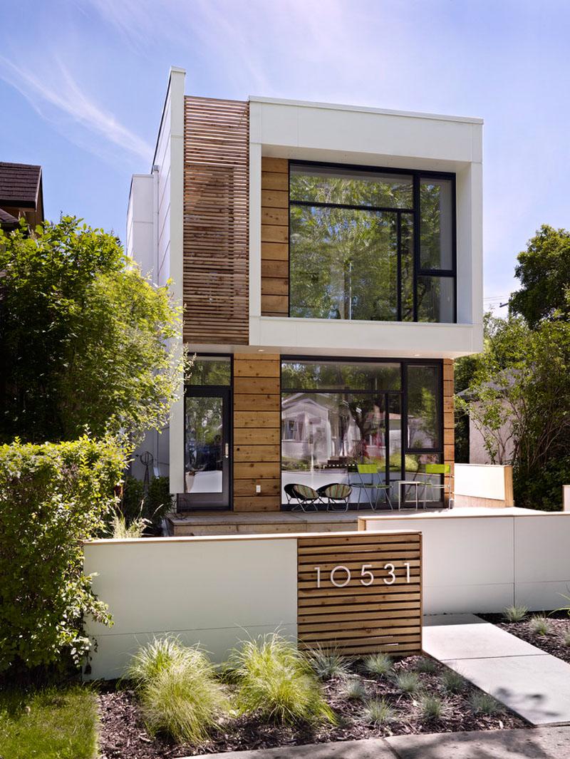 10 Ide Nomor Rumah Modern Untuk Mempercantik Rumah Anda Arginuring Arsitek