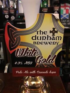 Durham, White Gold, England