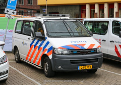 Dutch police Volkswagen Transporter 5