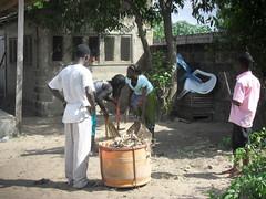 Benin Nettoyage3