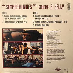 R.KELLY:SUMMER BUNNIES(JACKET B)