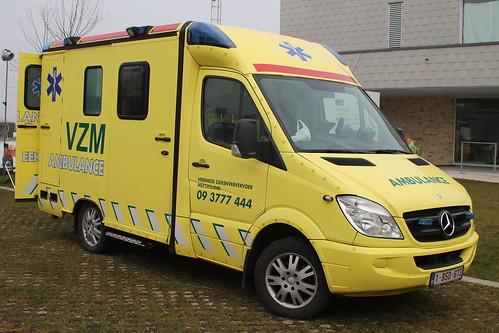 Ambulance - VZM Eeklo | 1-BSD-673