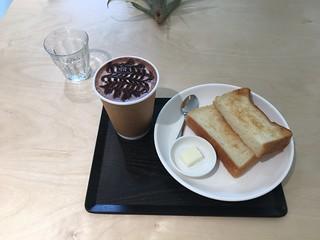Morning Set at Smart Cafe