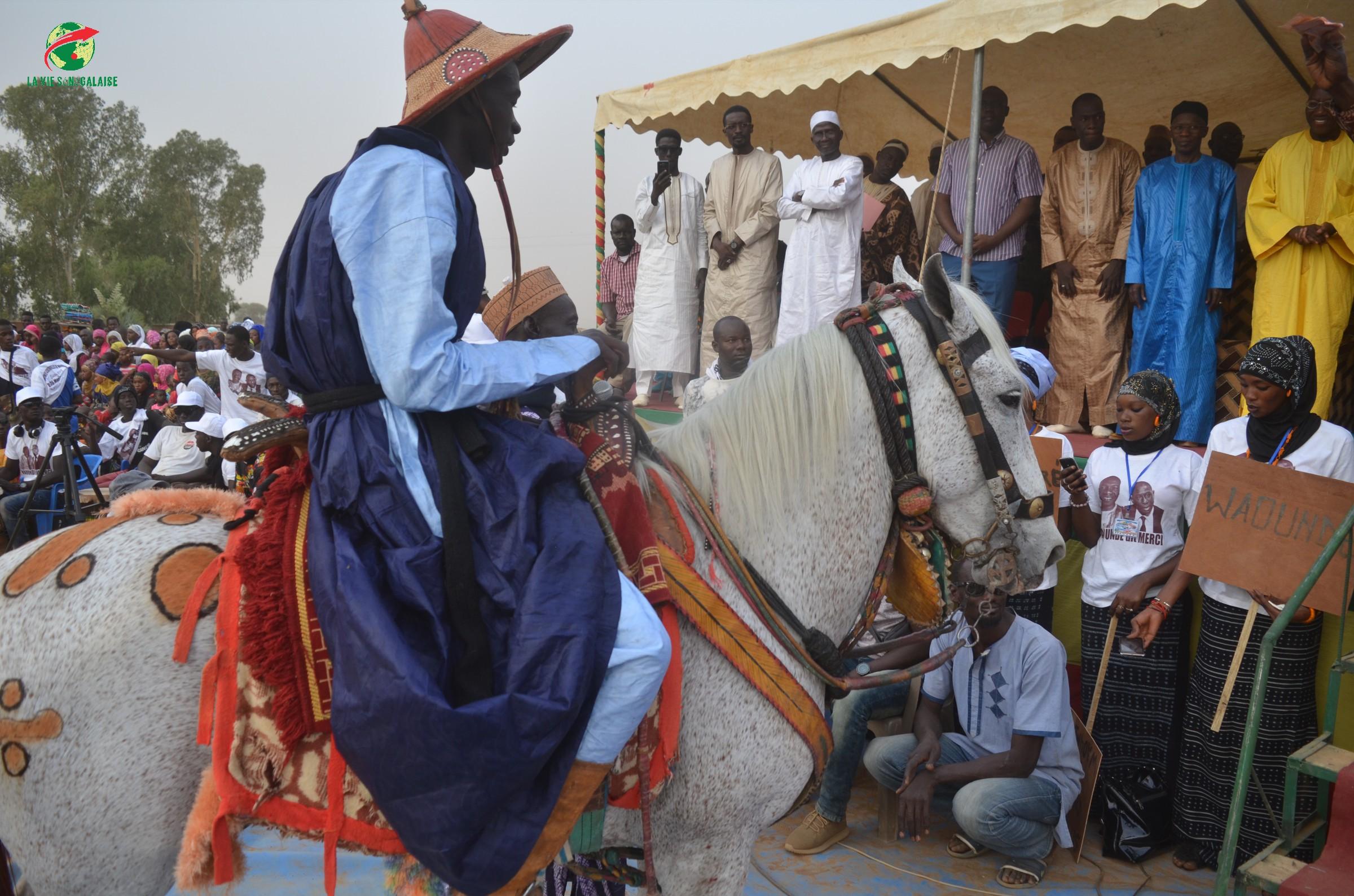 Journées Culturelles Waoundé, Parrain Bakary Biné Camara, Images de laviesenegalaise (39)