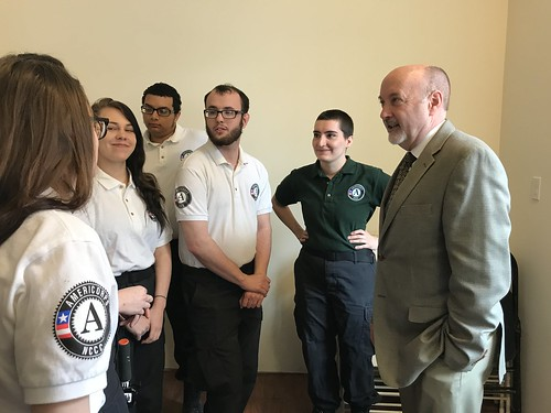 04-03-18 AmeriCorps National Service Recognition Day