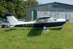 G-BTSZ Cessna 177A (177-01198) Popham 080608