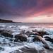 Parton sunset waves