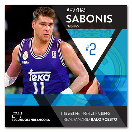 #2 ARVYDAS SABONIS