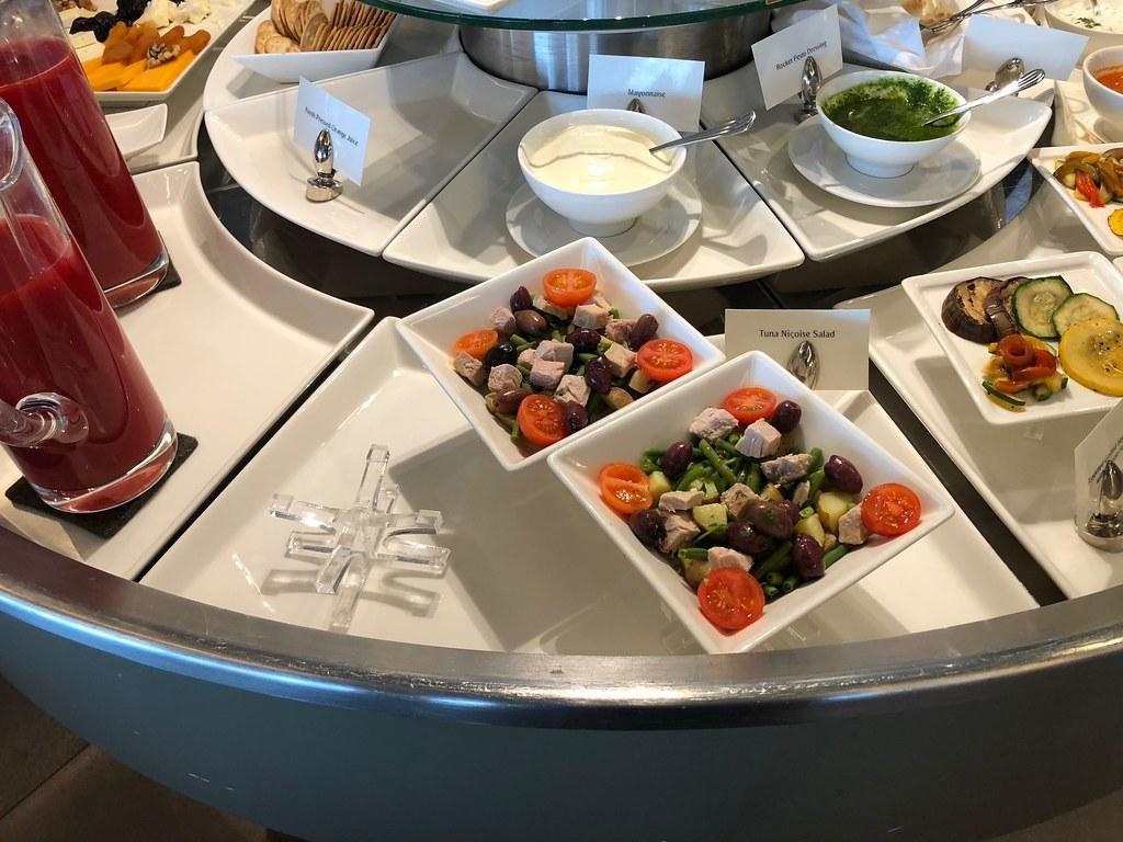 Emirates Lounge Milan MXP 21