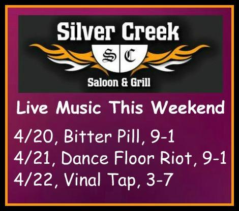 Silver Creek Poster 4-20-18