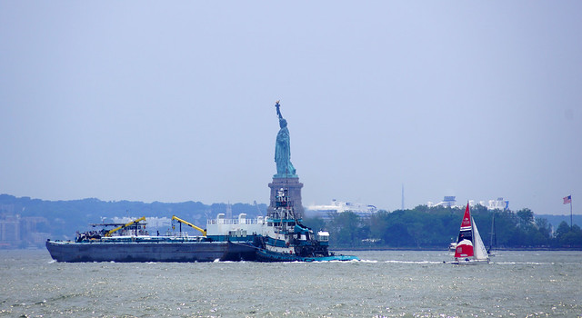 Statue of Liberty-NYC, 6-11-2016