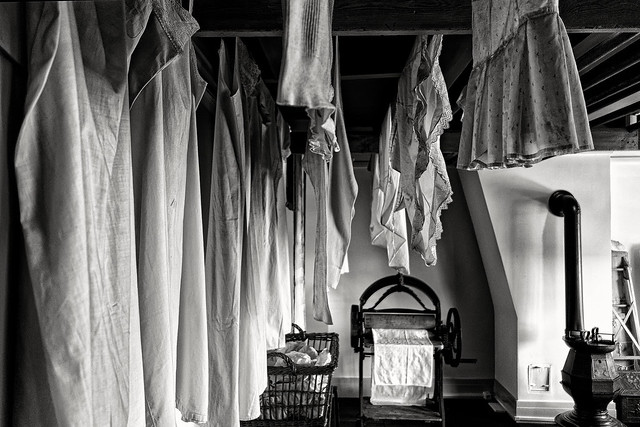 Shades Of Laundry