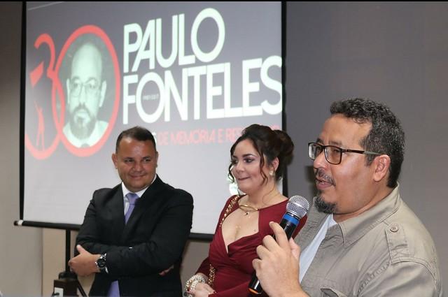 Paulo Fonteles, sem ponto final - Lançamento do livro