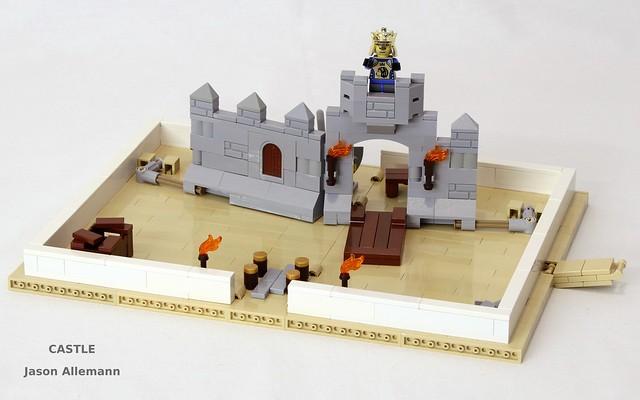 「商品化確定!!」令人瞠目結舌的設計,快來打開滿滿的驚喜~!JKBrickworks × Grant_Davis_ 樂高MOC 作品【樂高立體書】LEGO Pop-Up Book 拼出自己的故事吧~