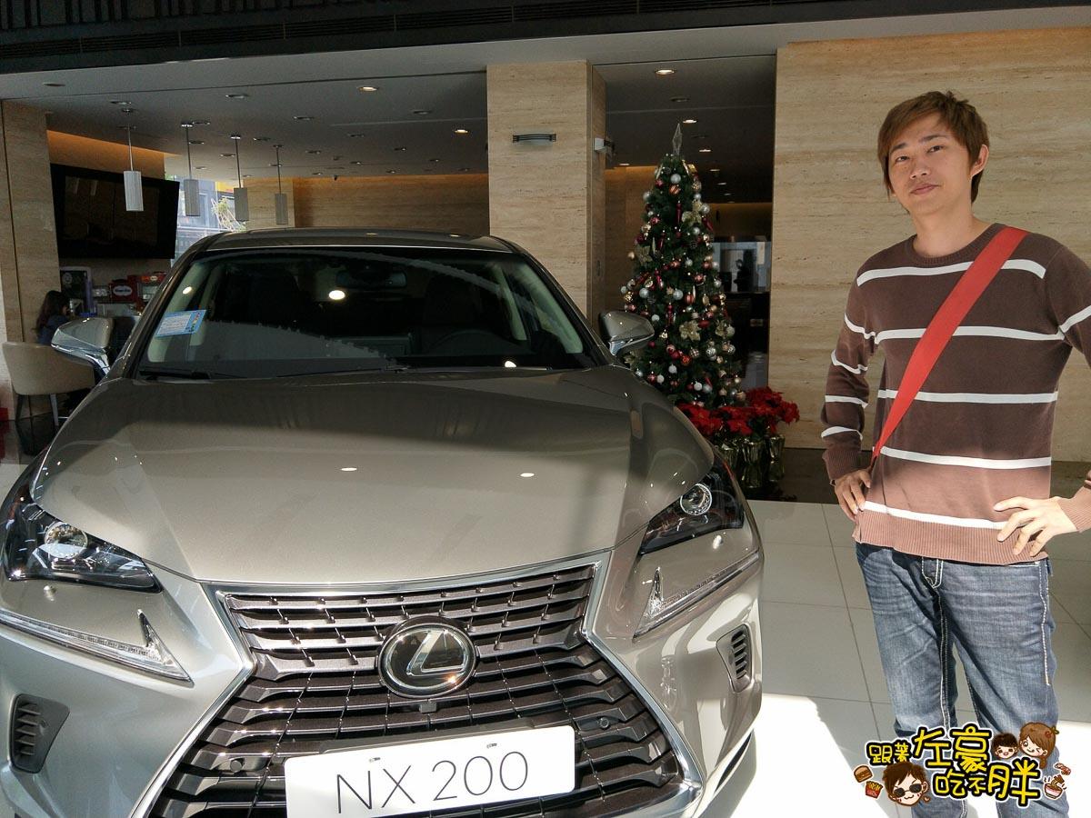 LEXUS NX200開箱-12