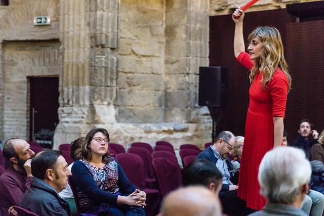 20180412 Maria Cabeza de Vaca (Let it happen)