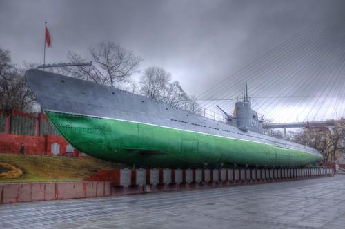 'S-56' at Vladivostok 15-04-2018 (2)