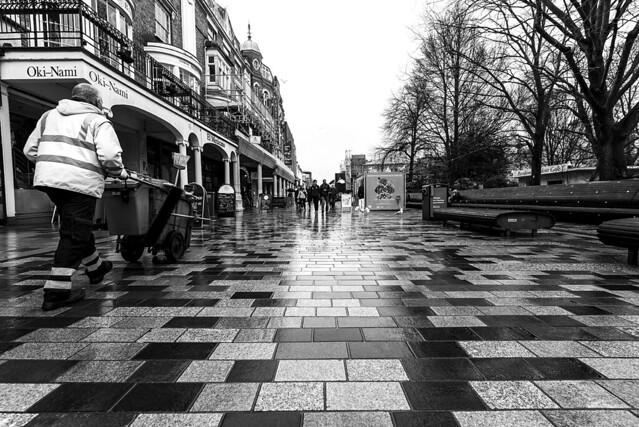 Follow The Grey Brick Road