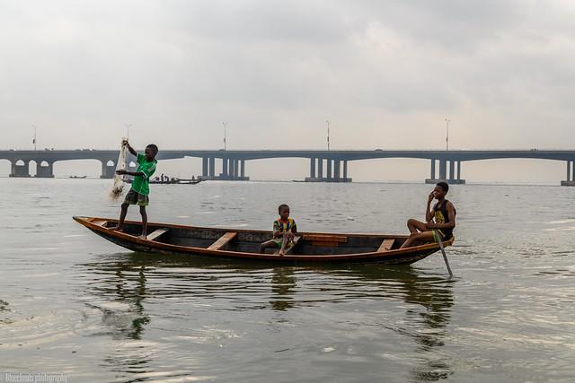 CHU_9612 (boys fishing in the Lagos lagoon)
