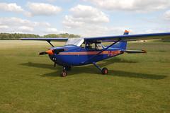 G-BEMB Reims-Cessna F172M Popham 140609